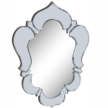 Elegant MR-2008C - Venetian 20.7 in. Transitional Mirror in Clear