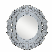 Elegant MR-2013C - Venetian 31.5 in. Transitional Mirror in Clear
