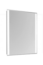 "Elegant MRE-6211 - 2 Sides LED Edge Electric Mirror Rectangle W20""H30"" Dimmable 3000K"