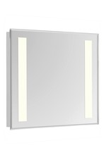 "Elegant MRE-6311 - 2 Sides LED  Electric Mirror Rectangle W20""H30"" Dimmable 3000K"