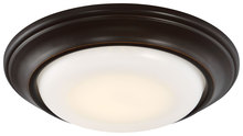Minka-Lavery 2718-37B-L - LED Flush Mount