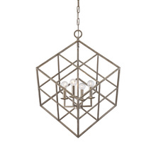 Savoy House 3-313-4-211 - Halston 4 Light Pendant