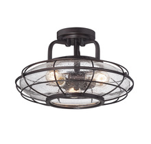 Savoy House 6-574-3-13 - Connell 3 Light Semi-Flush