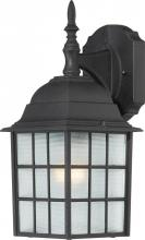 "Nuvo 60/4906 - Adams 1 Light 14"" Outoor Wall"