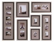 Uttermost 14458 - Uttermost Massena Photo Frame Collage, S/7