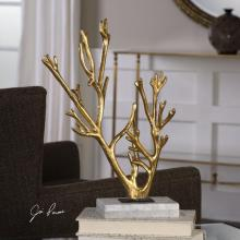 Uttermost 18744 - Uttermost Golden Coral Sculpture