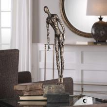 Uttermost 20191 - Uttermost Balancing On The Edge Sculpture