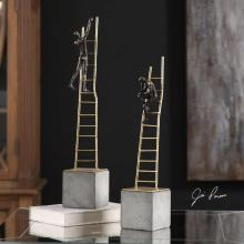 Uttermost 20682 - Uttermost Ladder Climb Sculpture S/2