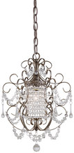 Minka-Lavery 3121-333 - 1 Light Mini Chandelier