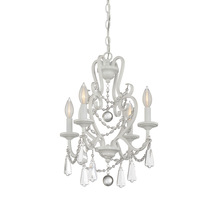 Savoy House 1-872-4-80 - 4 Light Mini Chandelier