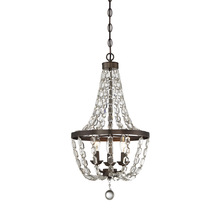 Savoy House 1-8733-3-28 - 3 Light Mini Chandelier