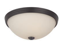 "Savoy House 6-781-11-13 - 11"" Flush Mount Cream Glass"