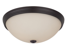 "Savoy House 6-781-13-13 - 13"" Flush Mount Cream Glass"