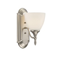 Savoy House 9-1007-1-SN - Herndon 1 Light Sconce