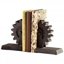 Cyan Designs 05347 - Gear Bookends