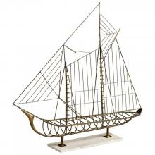Cyan Designs 06244 - Sail Away Sculpture