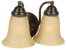 Craftmade 15311OB2 - Cathryn 2 Light Vanity in Oiled Bronze