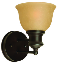 Craftmade 19805OB1 - Light Rail 1 Light Wall Sconce in Oiled Bronze