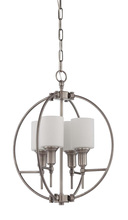 Craftmade 37234-AN - Meridian 4 Light Entry in Antique Nickel