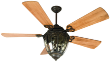 "Craftmade K10731 - Olivier 70"" Ceiling Fan Kit with Light Kit in Aged Bronze Textured"