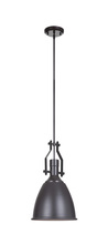 Craftmade P560OB1 - 1 Light Mini Pendant with Rods in Oiled Bronze