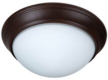 "Craftmade XPP11AG-2W - Pro Builder Premium 2 Light 11"" Flushmount in Aged Bronze Textured"