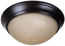 "Craftmade XPP11OB-2A - Pro Builder Premium 2 Light 11"" Flushmount in Oiled Bronze"
