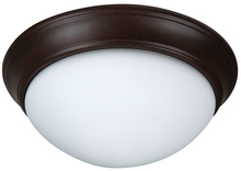 "Craftmade XPP13AG-2W - Pro Builder Premium 2 Light 13"" Flushmount in Aged Bronze Textured"