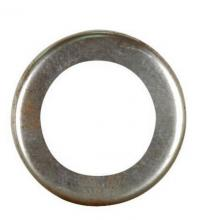 Satco Products Inc. 90/2090 - Steel Check Ring Curled Edge 1/4 IP Slip - Unfinished 1-1/2""