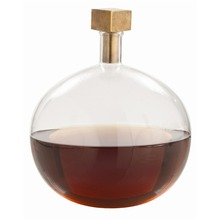 Arteriors Home 2620 - Edgar Cube Stopper Decanter