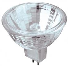 Westinghouse 0478100 - 20W MR16 Halogen Low Voltage Flood Clear Lens GU5.3 Base, 12 Volt, Card