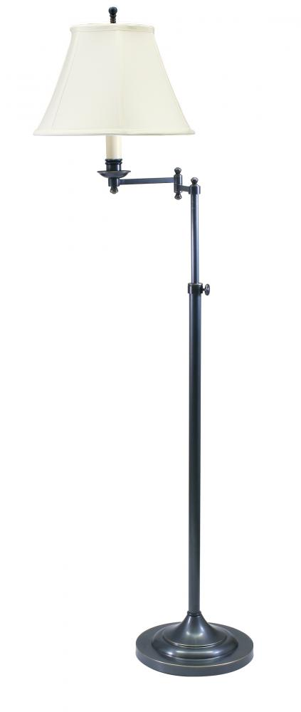 Sunbelt Lighting in HATTIESBURG, Mississippi, United States,  CL200-OB, Club Adjustable Swing Arm Floor Lamp, Club