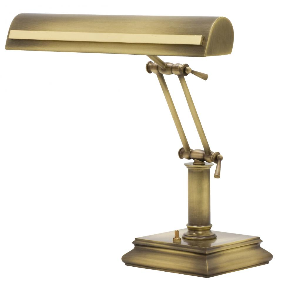Sunbelt Lighting in HATTIESBURG, Mississippi, United States,  PS14-201-AB/PB, Desk/Piano Lamp, Piano/Desk