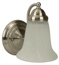 Jeremiah 15305BN1 - Cathryn 1 Light Wall Sconce in Brushed Satin Nickel
