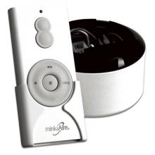 Minka-Aire RM588-SWH - Shell White Fan Remote