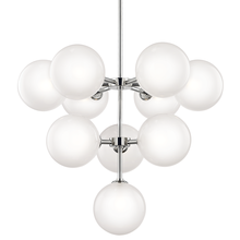Hudson Valley H122810-PN - 10 Light Chandelier