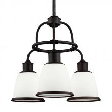 Feiss F3018/3ORB-F - 3 - LIGHT CHANDELIER