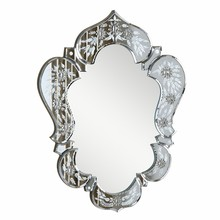 Elegant MR-2011C - Venetian 20.7 in. Transitional Mirror in Clear