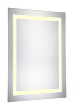 "Elegant MRE-6012 - LED Electric Mirror Rectangle W20""H40"" Dimmable 3000K"