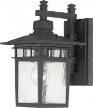 Nuvo 60-4953 - Cove Neck 1 Light Outdoor Wall