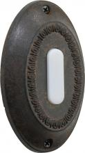 Quorum 7-307-44 - BASIC OVAL BUTTON - TS