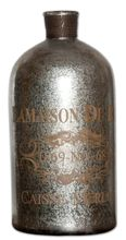 Uttermost 19752 - Uttermost Lamaison Mercury Glass Bottle Large