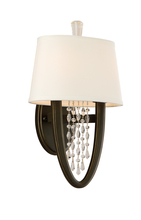 Corbett 130-12 - VICEROY 2LT WALL SCONCE OVAL
