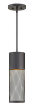Hinkley 2302BK-LED - OUTDOOR ARIA