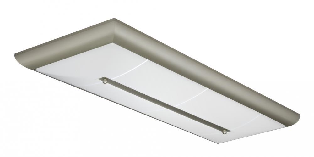 Four Light Fluorescent Light : 11735RE BNC | Sunbelt Lighting