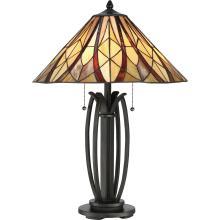 Quoizel Tfvy6325va Victory Table Lamp